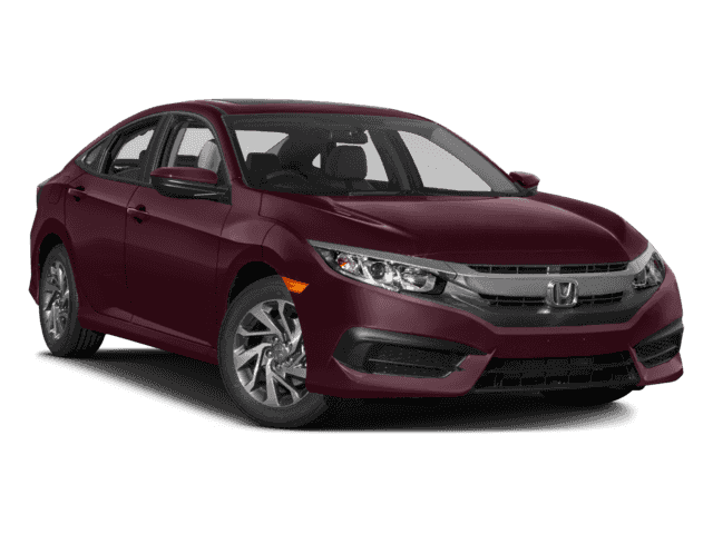 Pre-Owned 2016 Honda Civic EX FWD EX 4dr Sedan