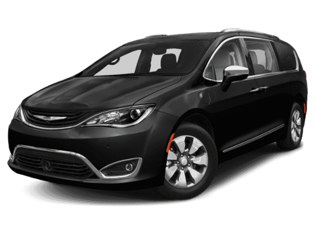New 2020 CHRYSLER Pacifica Hybrid