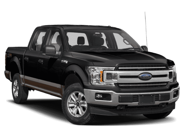 New 2018 Ford F-150 LARIAT 4WD CREW157
