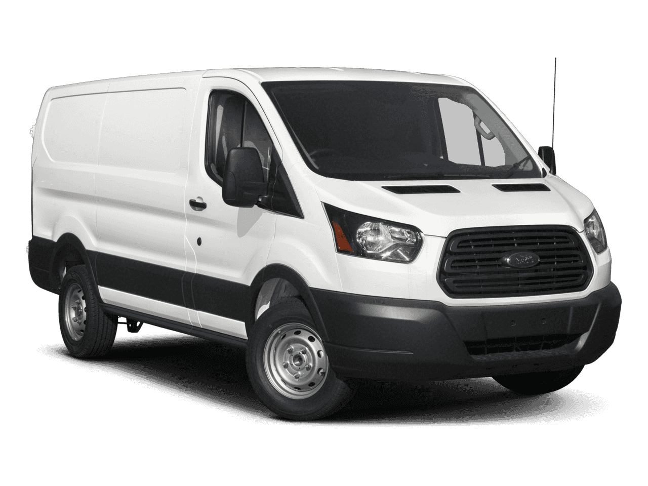 New 2018 ford transit 250 base