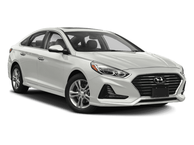 New 2018 Hyundai Sonata Limited 4dr Car in Olympia JW