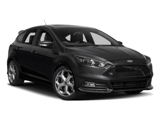 New 2018 Ford Focus ST 5DR HB ST