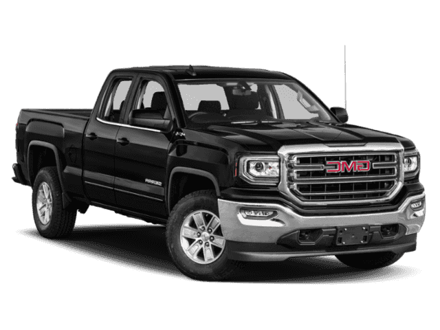 New 2019 GMC Sierra 1500 Limited