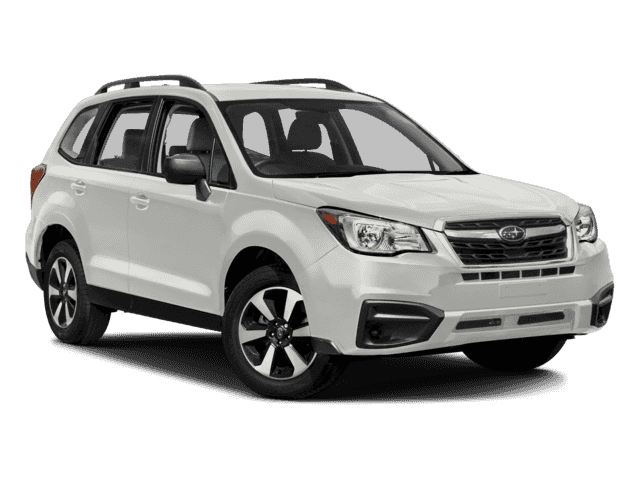 New Subaru Forester 2.5i