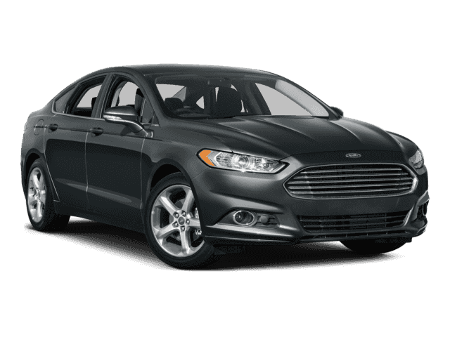 New 2016 Ford Fusion S