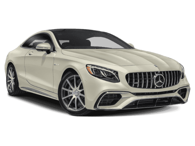 New 2019 Mercedes-Benz S-CLASS S 63 AMG