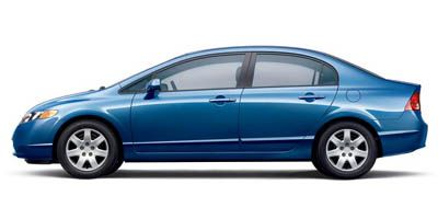 Pre-Owned 2006 Honda CIVIC LX Sedan 4
