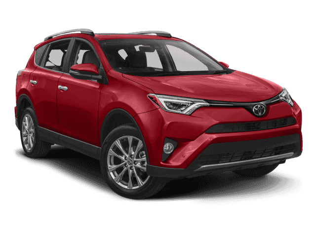 New 2017 Toyota RAV4 Limited 4 Door  AWD