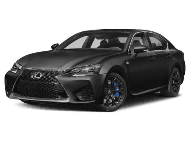 New 2020 Lexus GS F