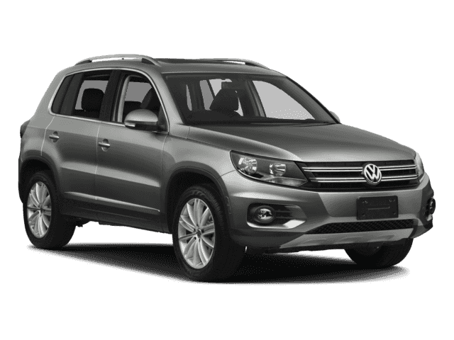 New Volkswagen Tiguan Limited 2.0T