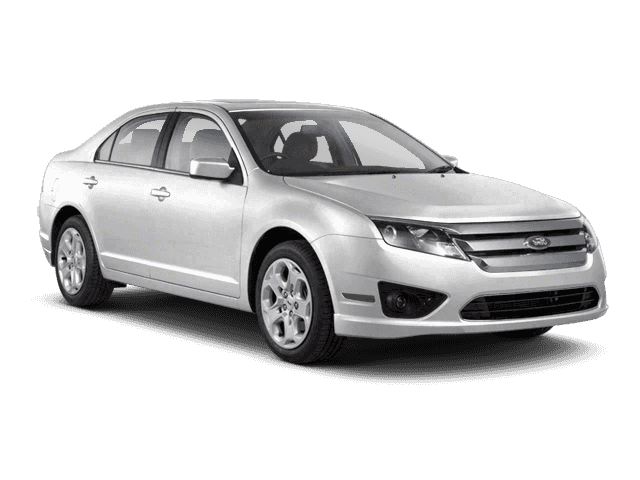 Pre-Owned 2010 FORD FUSION SE Sedan 4