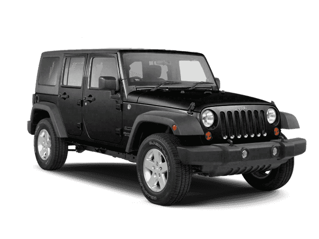 Pre Owned 2010 Jeep Wrangler Unlimited Sport 4WD