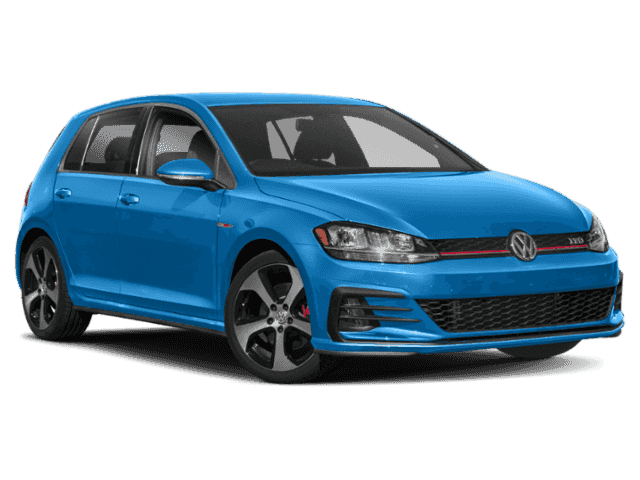 New 2019 Volkswagen Golf GTI 2.0T Rabbit Edition