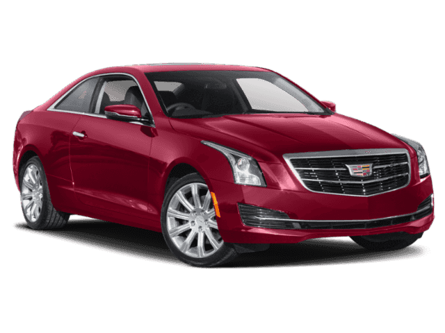 New 2019 Cadillac ATS 2.0L Turbo Luxury