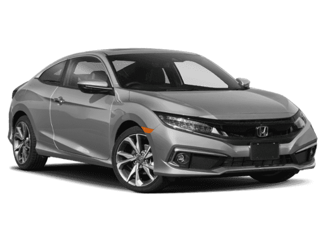 New 2019 Honda Civic Touring CVT
