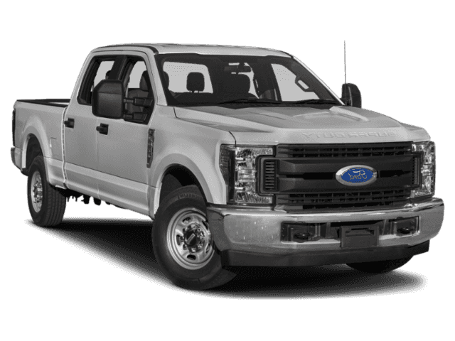 New 2019 Ford Super Duty F-250 SRW XL 4WD Crew Cab 6.75' Box