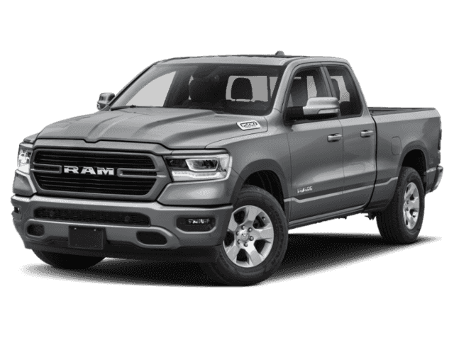 New 2020 RAM 1500 Big Horn/Lone Star RWD Quad Cab