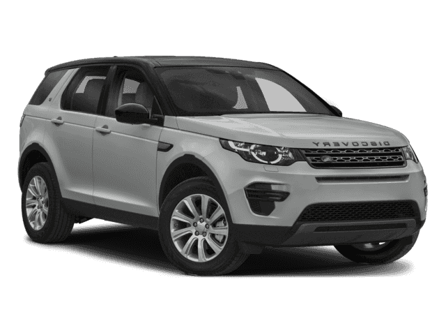 New 2018 Land Rover Discovery Sport HSE 4 Door in Wichita 52AA233N