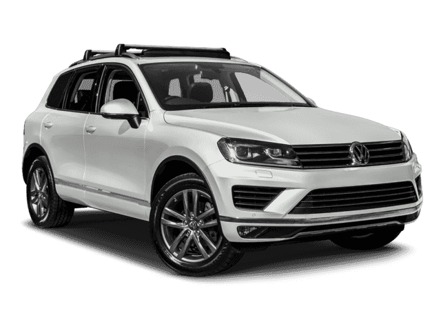 New 2017 Volkswagen Touareg V6 Wolfsburg With Navigation & AWD