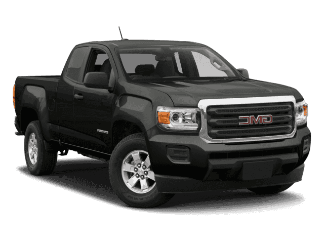new 2017 gmc canyon 2wd extended cab pickup standard bed. Black Bedroom Furniture Sets. Home Design Ideas