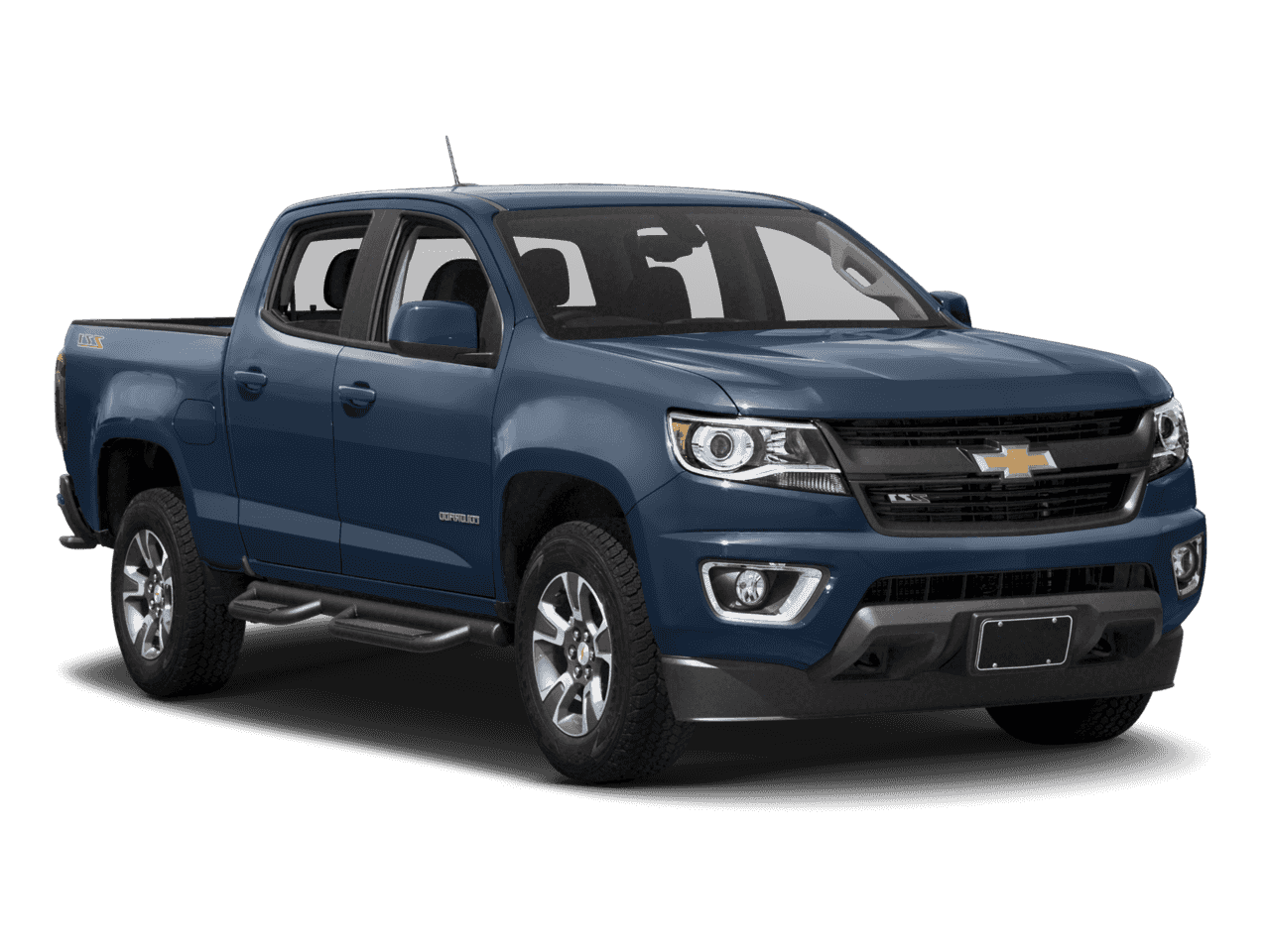 New 2018 Chevrolet Colorado 2WD Z71