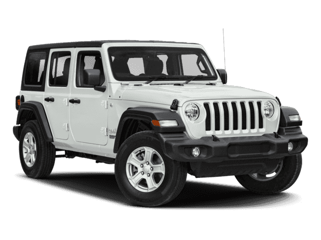 New 2018 Jeep Wrangler Unlimited Sport 4WD
