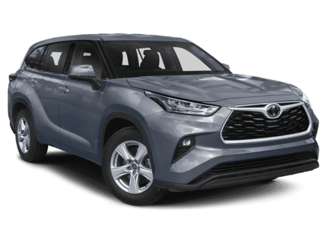 New 2020 Toyota Highlander LE AWD AWD