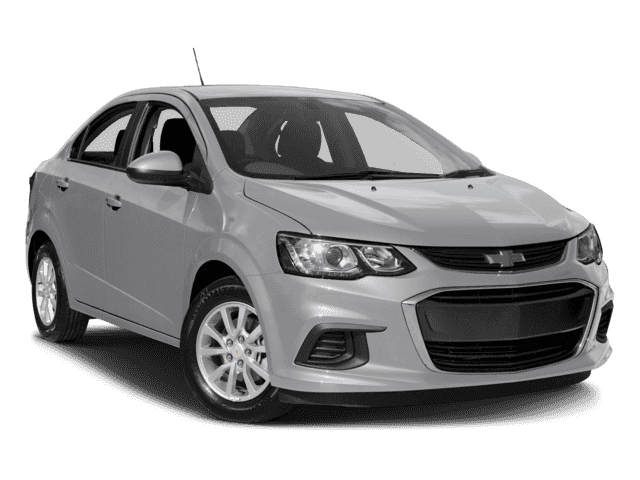 New 2017 Chevrolet Sonic LS Manual