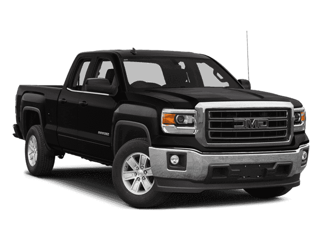 Pre-Owned 2014 GMC Sierra 1500 4WD Double Cab 143.5