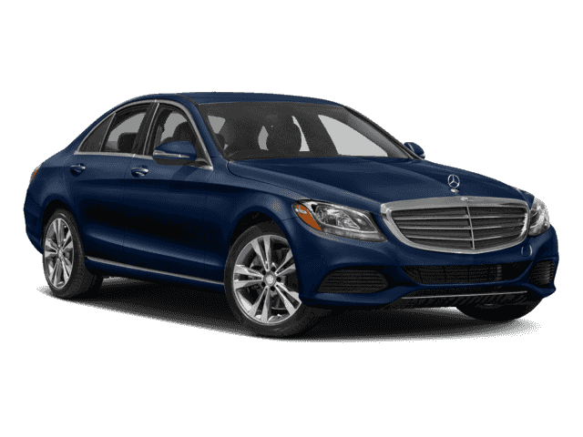 New 2017 Mercedes-Benz C-Class C 300 4MATIC® SEDAN