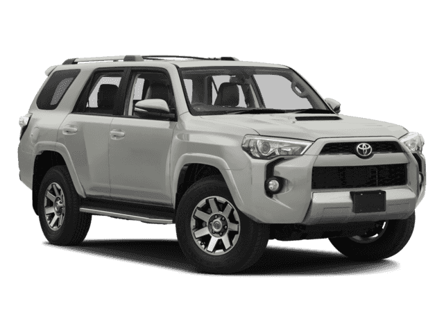 New 2016 Toyota 4Runner Trail 4WD
