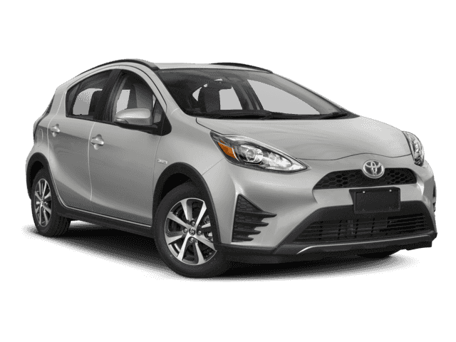New 2018 TOYOTA Prius c One Front Wheel Drive HB