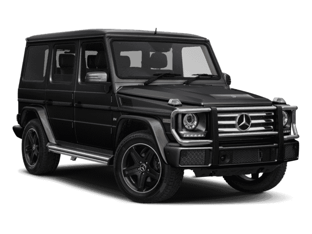 New Mercedes-Benz G550