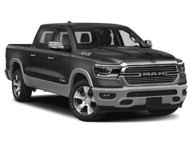 New 2019 Ram 1500 Laramie with Navigation & 4WD