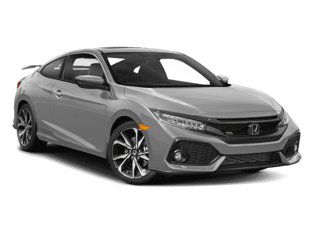 New 2017 Honda Civic Si FWD 2D Coupe