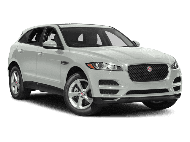 New 2017 Jaguar F-PACE 35t Prestige With Navigation