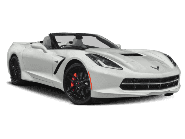 New 2019 Chevrolet Corvette Stingray Z51 Rwd Convertible