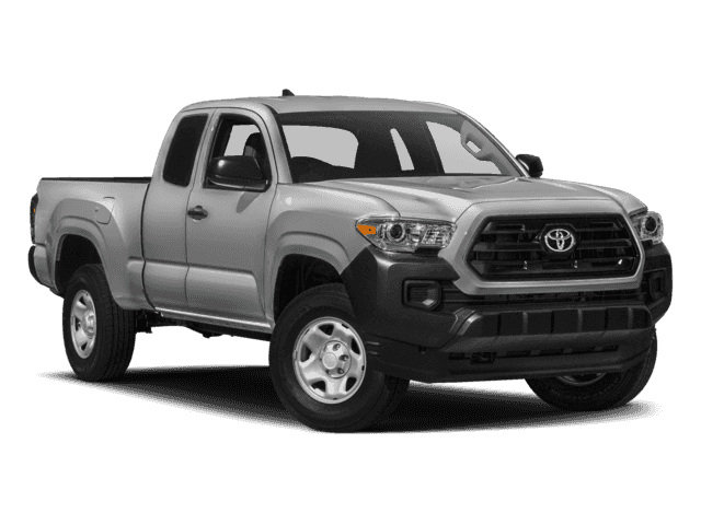 New 2018 TOYOTA Tacoma SR 4x2 Access Cab PC