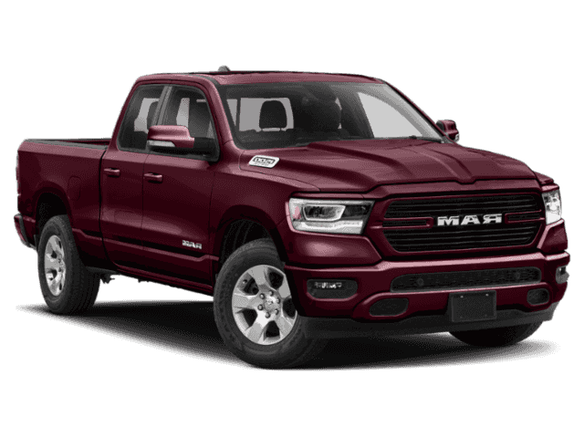 "New 2019 RAM All-New 1500 Laramie 4x4 Quad Cab 6'4"" Box"