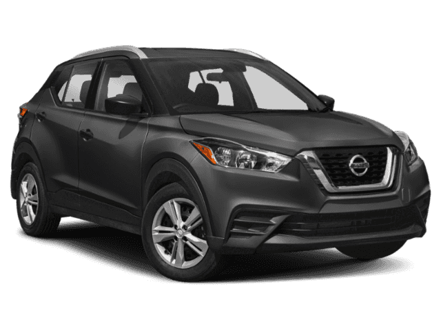New 2020 Nissan Kicks SV FWD