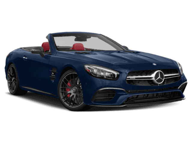New 2019 Mercedes-Benz SL