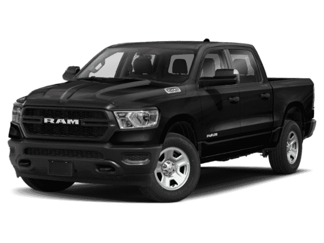 New 2019 RAM All-New 1500 Rebel 4x4 Quad Cab 6'4