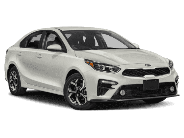 New 2020 Kia Forte LXS Front Wheel Drive Sedan