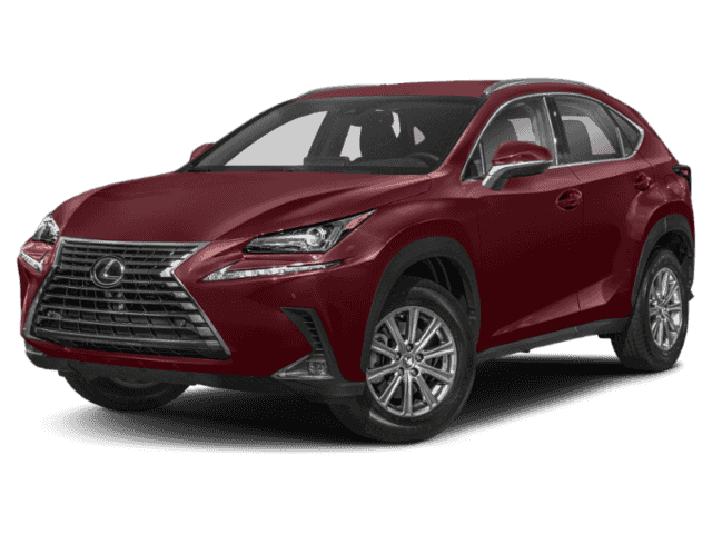 2019 Lexus NX 300 Loaded w/Navigation