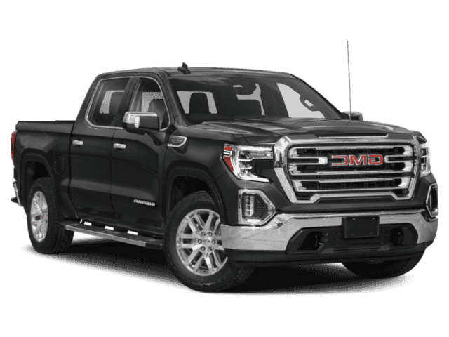 Pre-Owned 2020 GMC Sierra 1500 SLT With Navigation & 4WD