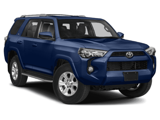 Four Wheel Drive New 2019 Toyota 4runner Sr5