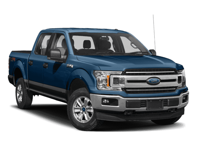 New 2018 Ford F 150 Xlt 4wd Supercrew 5 5 Box Crew Cab Pickup In