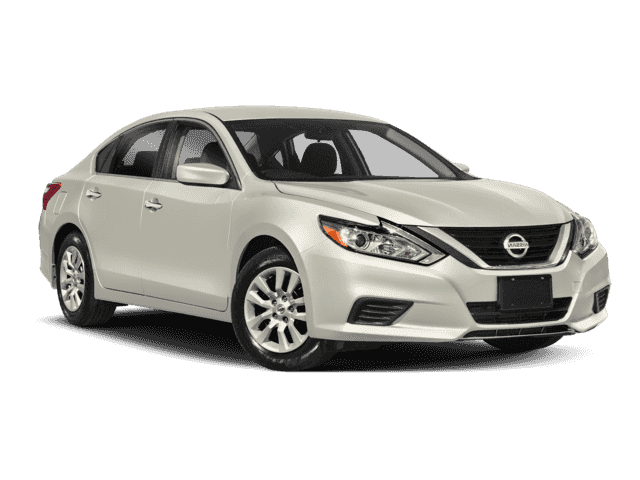 New 2018 Nissan Altima 2.5 S FWD 4D Sedan