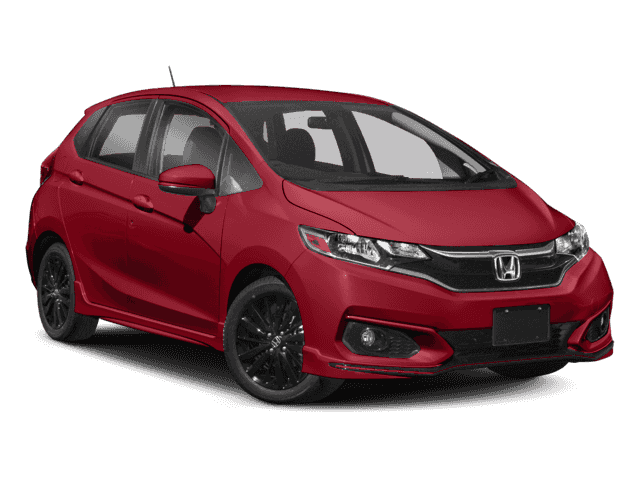 New Honda Fit Sport