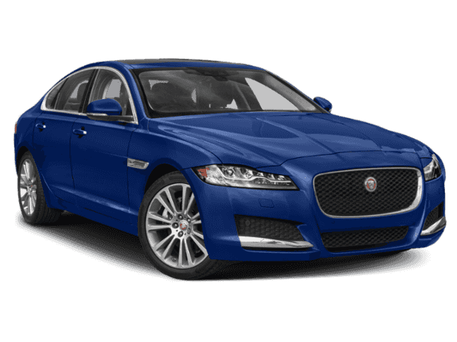 New 2020 Jaguar XF Prestige